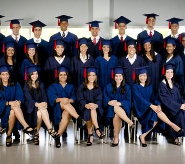 Cuadro graduandos 2011-2012