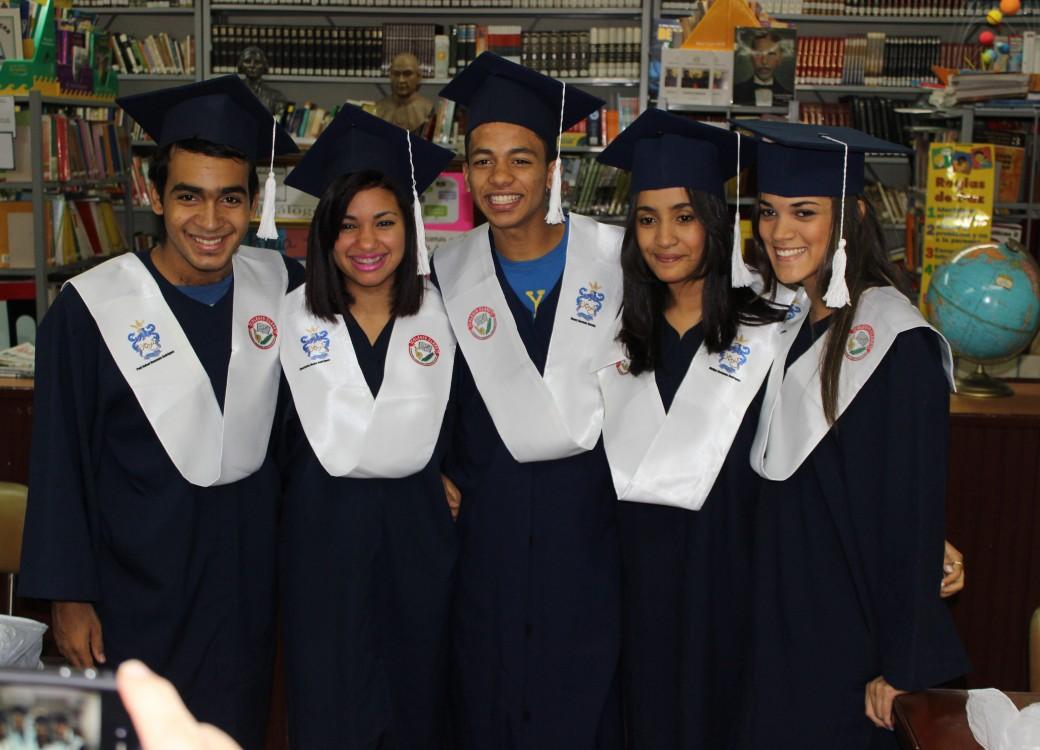 Promoción Exodus, Colegio Claret