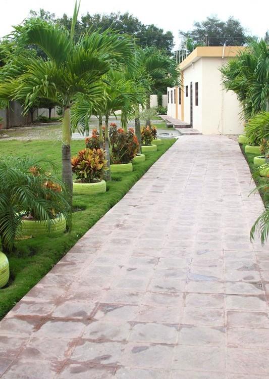 Si te animas a visitarles, llega a La Victoria, están en la calle San Antonio, no. 7. Puedes verles en la red en www.madelaes.com.do