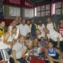 Hiddekel Morrison, recibe resplado de deportistas de Villa Francisca