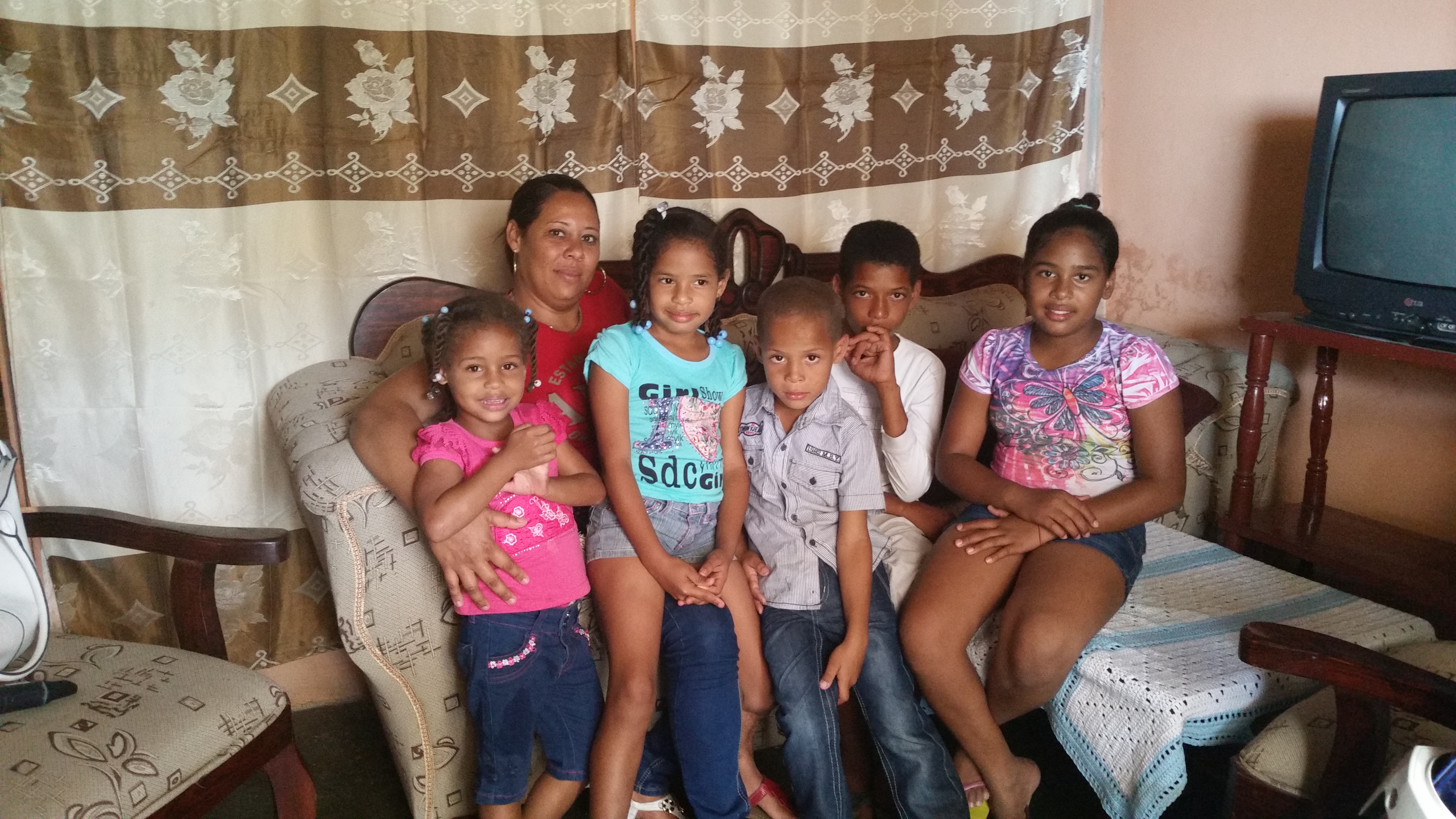 Sonia Marmolejos fue reconocida por su entrega desinteresada