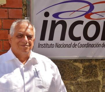 Doctor Fernando Morales Billini, Director del INCORT