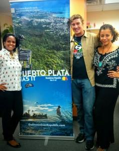 Albania-Santana-Marcus-Bohm-and-Patricia-Hiraldo-at-the-Dominican-Republic-Tourism-Board-New-York