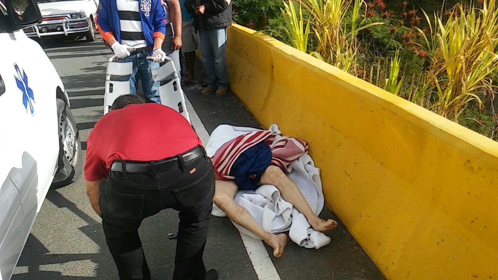 Cuerpo mutilado carretera Jarabacoa-Constanza