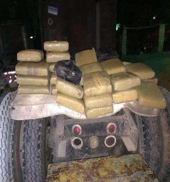 Droga de Azua para Santo Domingo