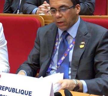 Canciller Andrés Navarro