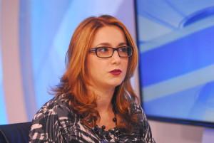 Annalissa Staffa, directora de Estrategia y Calidad Programática