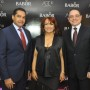 Ramon Del Rosales, Yanira Vicioso y Carlos Del Pino.