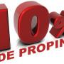Es ilegal 10%  propina en compras a domicilio o para llevar