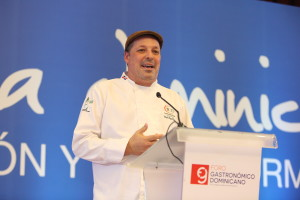 Chef Luigi Puello