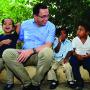Andrés Navarro comparte con estudiantes