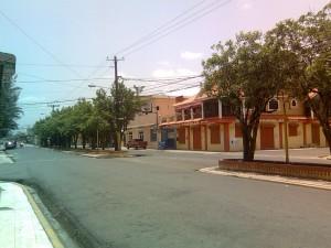 Avenida Villa Tapia