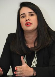 Laura Piantini Fuentes, coordinadora del congreso