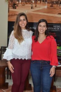 Sonia Moreno y Paola Moreno.