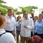 NAVARRO EXPLICA ACCIONES A COMUNIDAD (1) 2