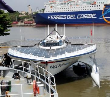 Barco Solar 1