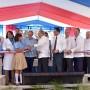 Inauguración escuela