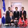 El embajador de Japón agradeció el respaldo brindado por el Ministerio de la Juventud
