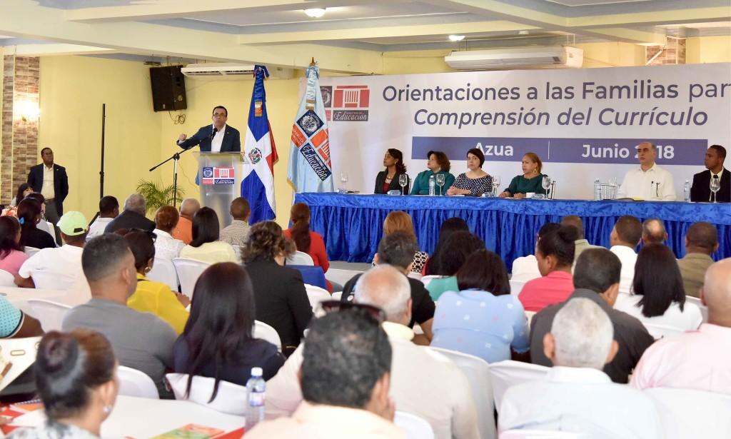Andrés Navarro comprensión del curriculum