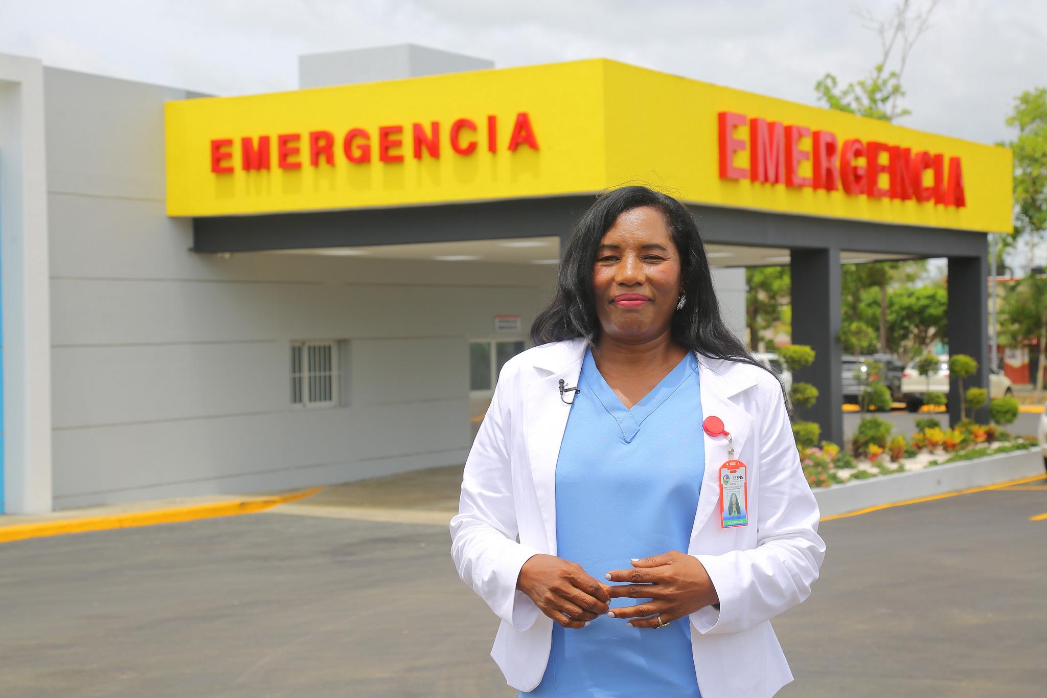 Hospital en Contuí
