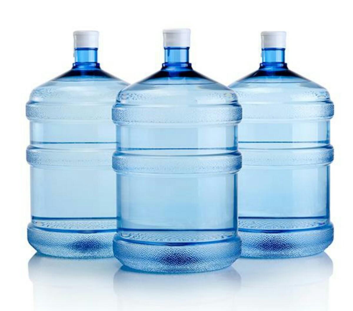 Galones de agua