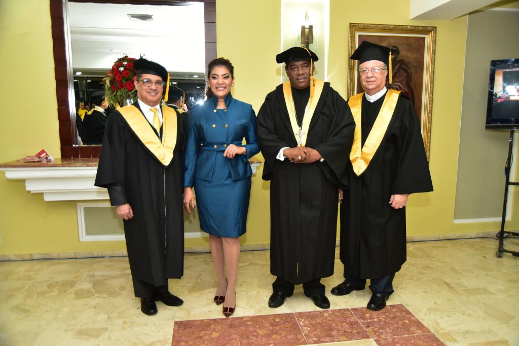 FOTO 00 (principal) Manuel PenÞa Conce, Robiamny Balcaìcer, Jesus Castro Marte y Ramon Garcia Tatis