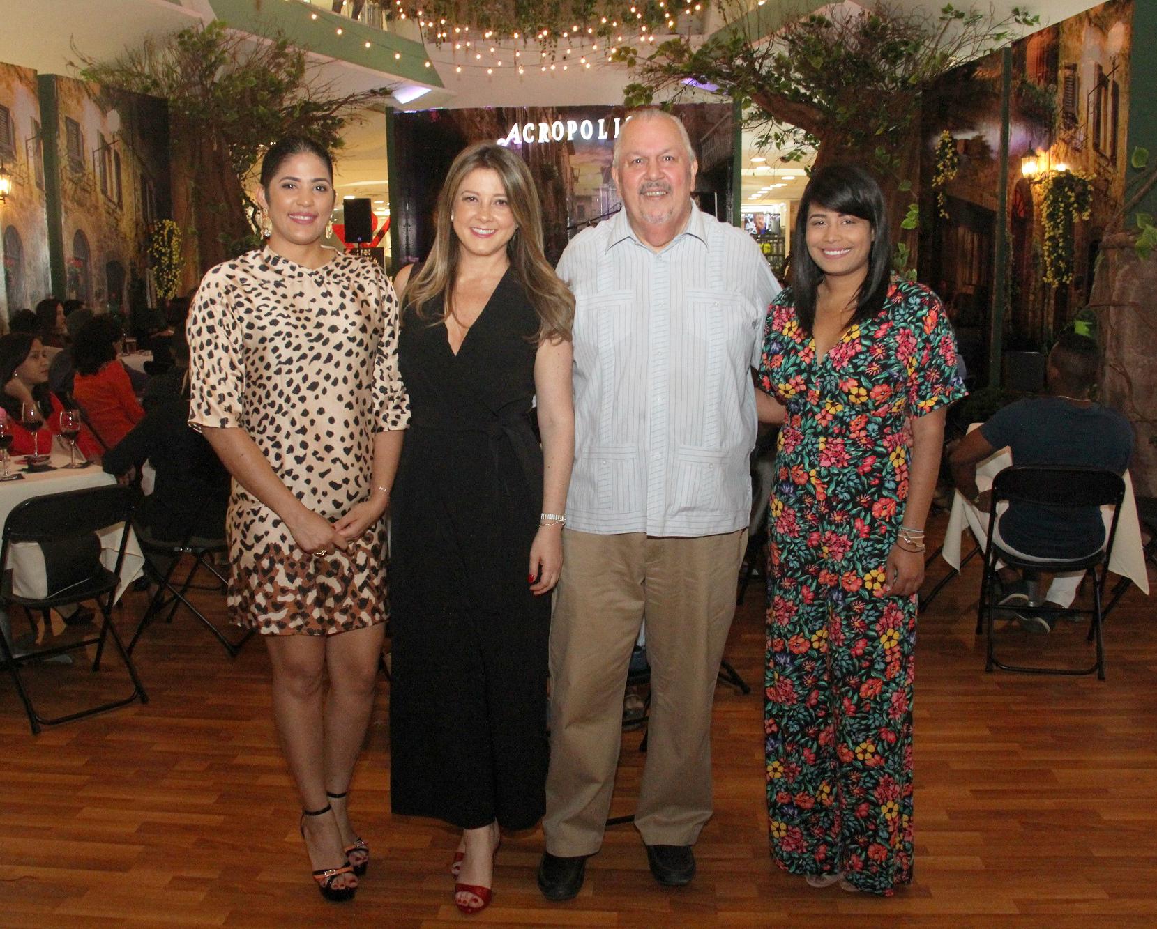 A. PRINCIPAL. MIOSOTIS ROSSI, PATRICIA RAMELA, FERNANDO RODRIGUEZ, CAROLINA FERNANDEZ