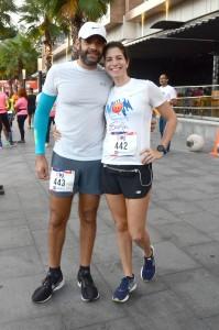 Martín Medina y Ana Rosina Caprino