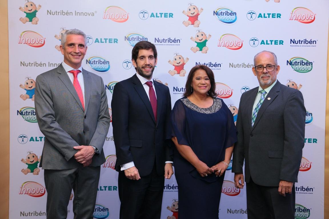 Eduardo Gaite Alonso, Javier Gaite Alonso, Ylcania Sosa y Edgar Allan Vargas