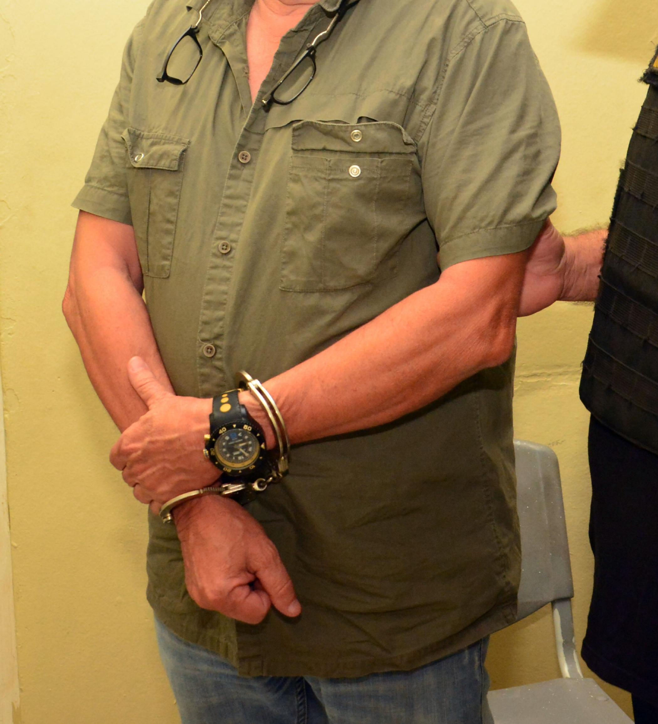 foto extraditado por DNCD
