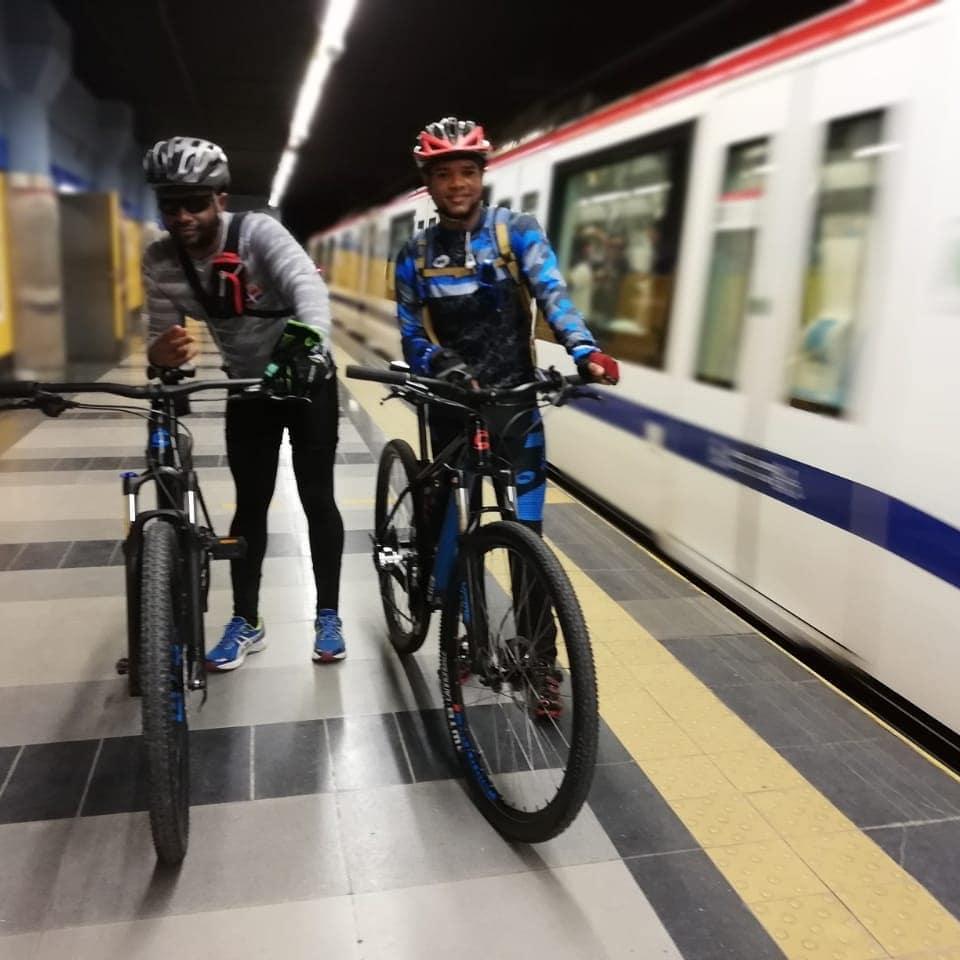 metro bicie fin de