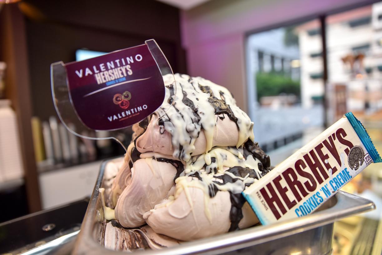 Helado Valentino