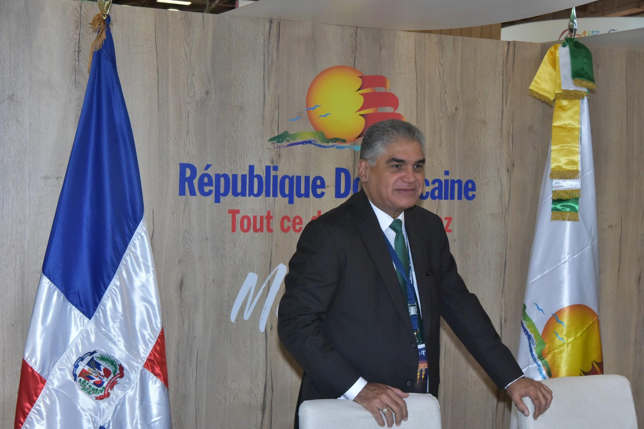 Ministerio turismo