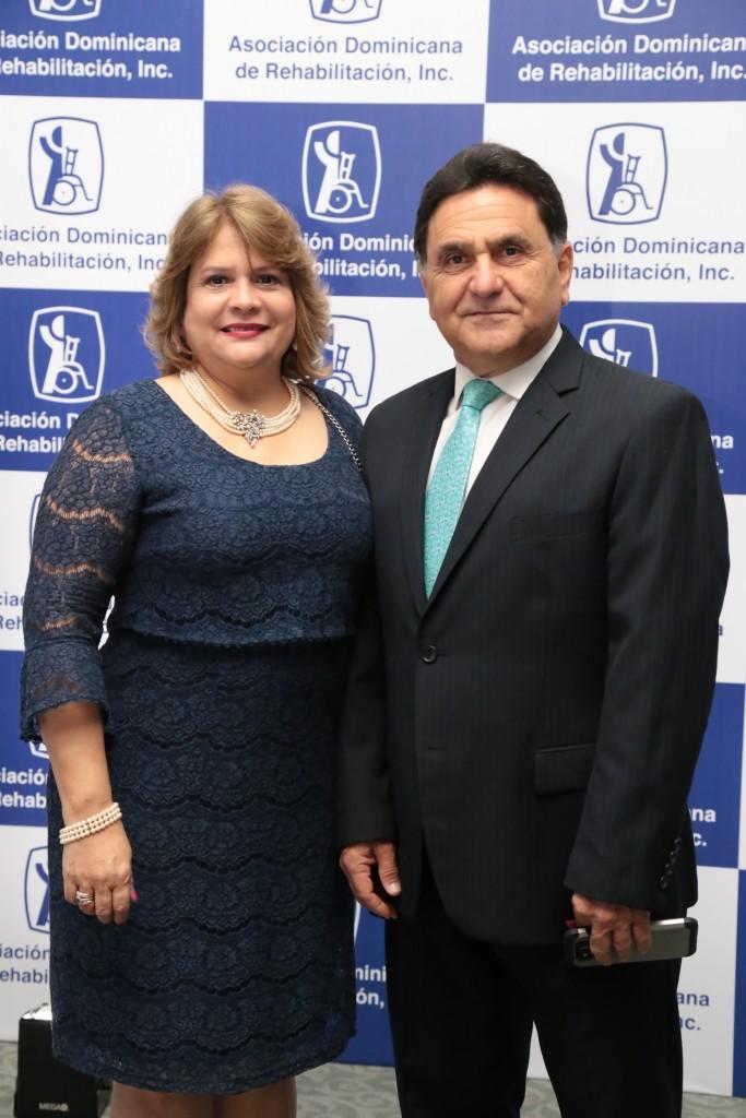 Vidalia de Marranzini y Alfredo Marranzini.