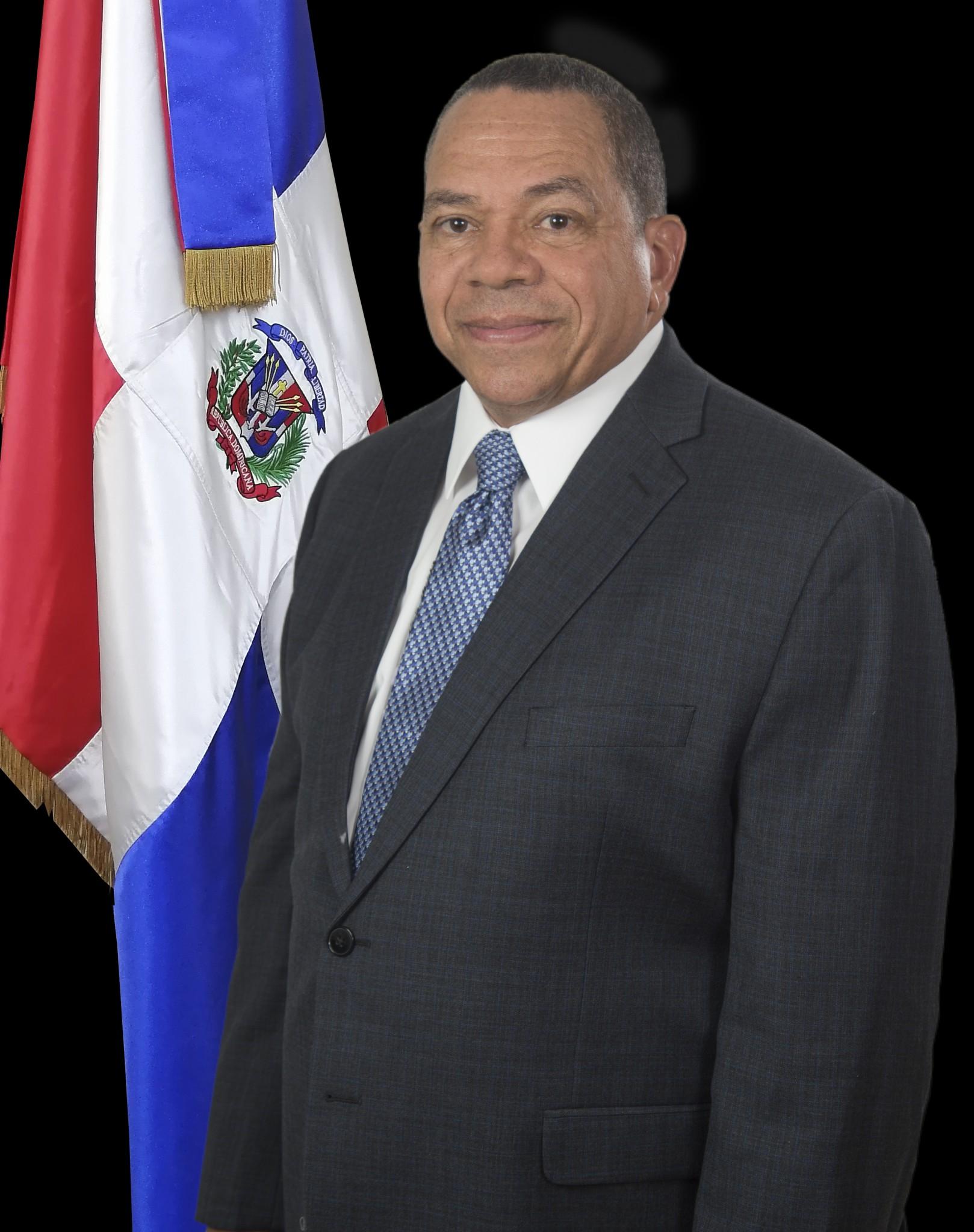 Embajador Héctor Galván