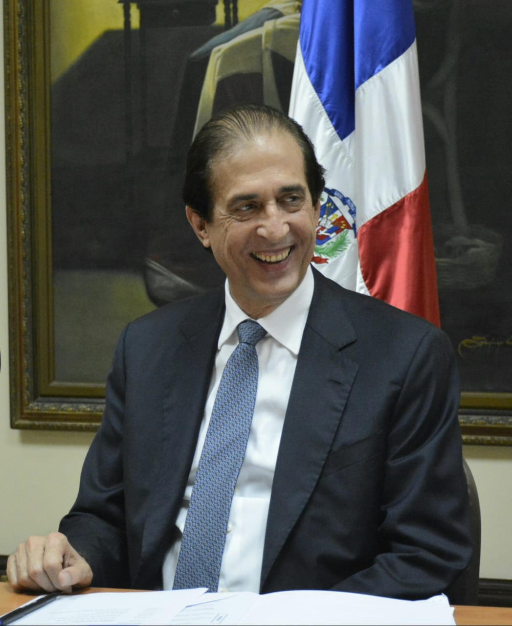 Gustavo Montalvo, Ministro