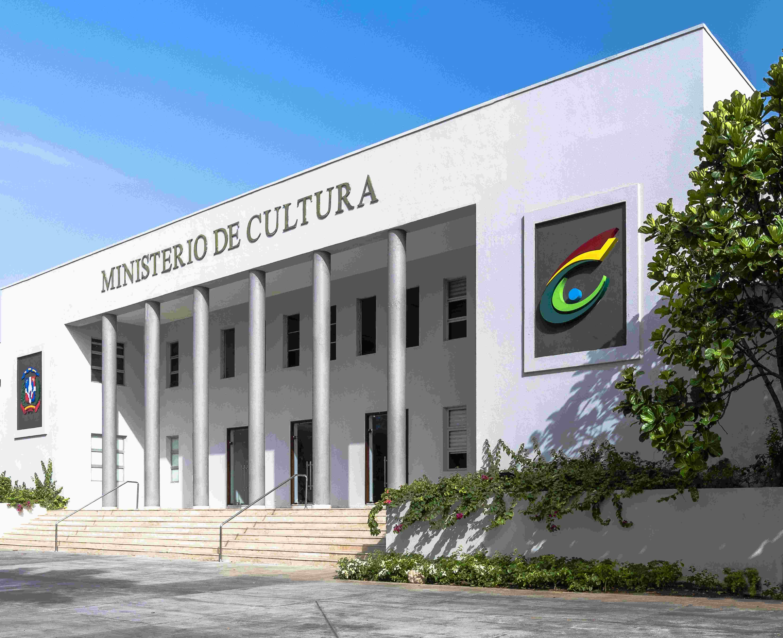 Fachada del Ministerio de Cultura
